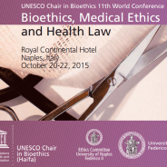 UNESCO Chair in Bioethics – World Conference