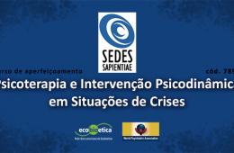 NOVO curso – SEDES SP